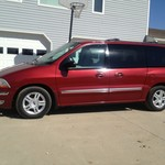 2002 Ford Windstar SE, 88k Miles, Excellent Condition!!!