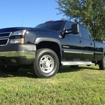 2006 Silverado 2500HD, Low miles, 4x4, Crewcab, Longbox!!!