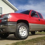 2003 Chevy Silverado, 4x4 Ext. Cab, Cool Truck!