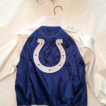 NFL-Rbk women's Colts jacket