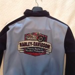 Boys medium Harley Davidson jacket