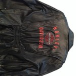Women's small leather Harley Davidson jacket