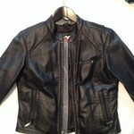 Women's small Harley-Davidson leather jacket