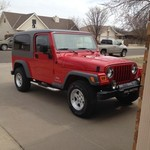 2005 Jeep Unlimited 4x4