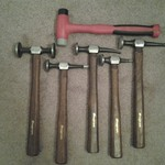 Snap On body hammer set