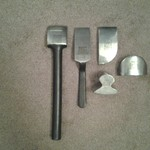Snap On dolly and spoon set