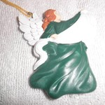 Green angel ornament~New number