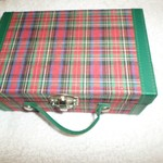 just listed~small little suitcase~Colby