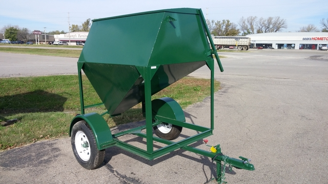 Portable Feed Storage Bins : Bulk grain bins portable and stationary nex tech classifieds