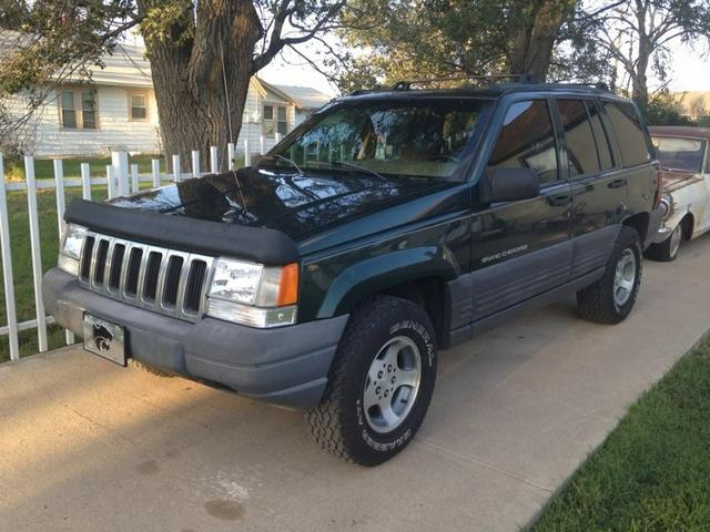 1998 jeep grand cherokee laredo price reduced clean. Black Bedroom Furniture Sets. Home Design Ideas