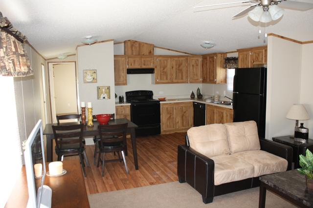 Remodeled mobile homes available 1 month free nex for 16x80 interior door