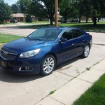 2013 Chevy Malibu Reduced!