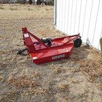 New 5' Howes Rough Cut Mower