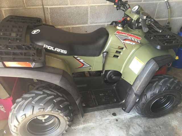 2005 90 Polaris Youth 4 wheeler
