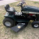 BOLENS RIDING MOWER