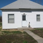 Home for rent in jennings 2 bedrooms