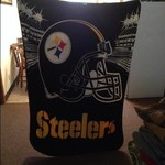 Steelers & Dallas Cowboys Football Blankets