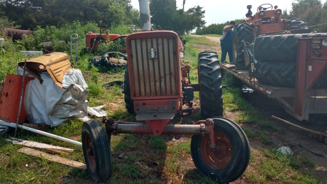 International 656 Seat : Farmall nex tech classifieds