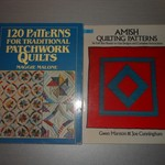 Quilting Patterns 2 Paperback Books