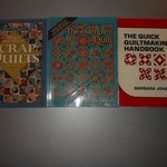 Quilting 3 Paperback Books