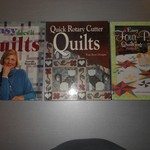 Quilting 3 Hardback Books