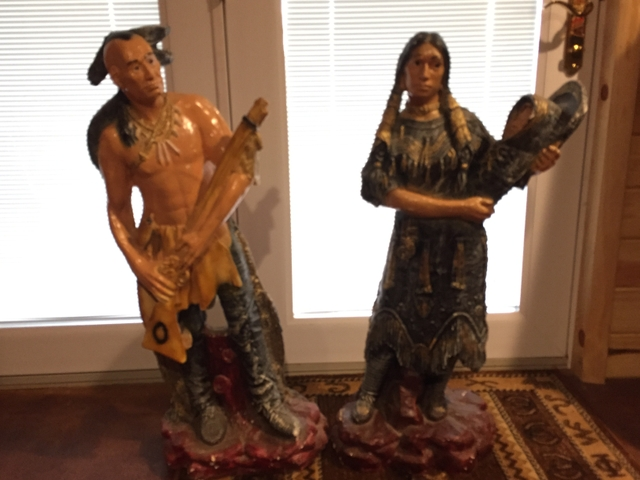 Indian Statues