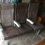 Airline Jet Passenger Seats
