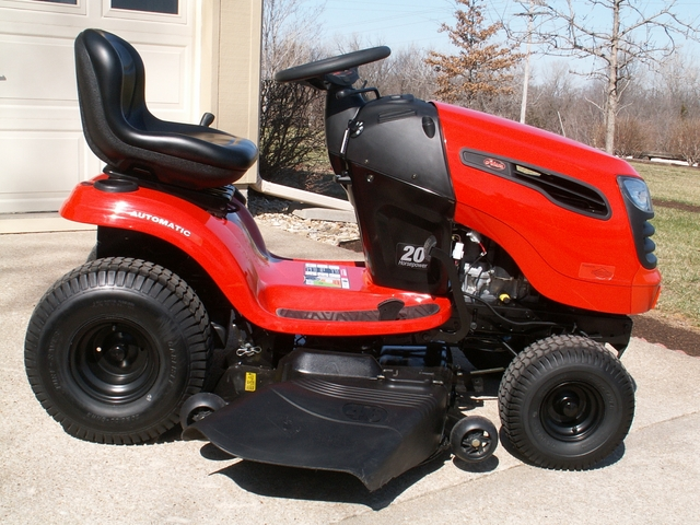 Ariens 20 Hp Lawn Tractor : Ariens riding mower new nex tech classifieds