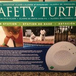 Turtle pool alarm system