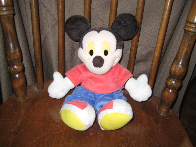 Mickey Mouse Plush doll toy