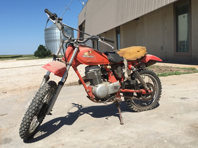 80cc honda dirt bike nextech classifieds