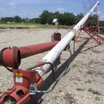 FERTREL 10''x71' HYDR SWING AUGER