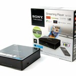 Sony Stream Player, turn any TV into WiFi TV reduded