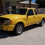 2003 Ranger Edge Supercab