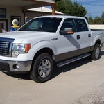 2011 F150 Supercrew 4X4