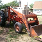 Case Tractor and loader