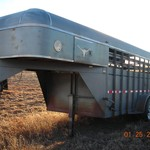 Gross-Built 16' Stock Trailer