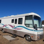 NOW ITS A STEAL!  winnebago Vectra Motorhome