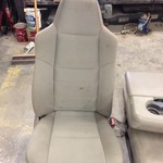 Ford pick up seats. PRICE REDUCED