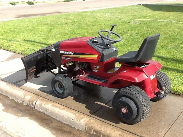 Used Ford Lawn Tractor : Ford lawn mower grave yard equipment used tractor autos post