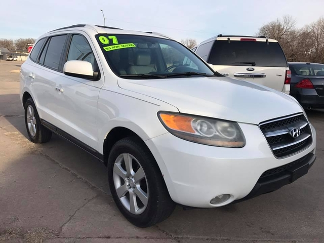 2007 hyundai santa fe limited one owner 3rd row seating ptci classifieds. Black Bedroom Furniture Sets. Home Design Ideas