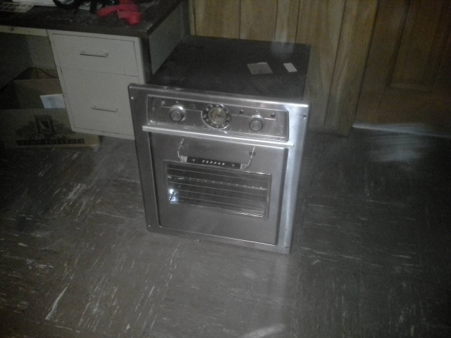 Tappan wall oven, countertop stove - Nex-Tech Classifieds