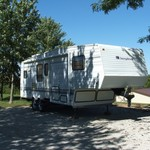 1996 Sunny Brook 27RK 5th wheel camper
