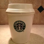 Starbucks Coffee Ceramic Container