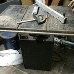 "Delta Rockwell 9"" Table Saw"
