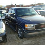 SAVE! 2001 GMC extended cab pickup