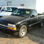 REDUCED!1998 Chevy S-10 pickup