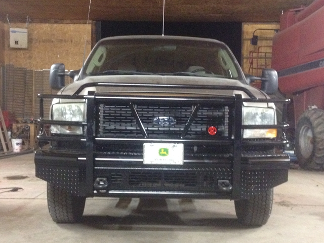 Renegade Bumper Replacements : Renegade bumper replacements and grill guards tct