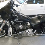 2012 HARLEY DAVIDSON STREETGLIDE  (PRICE REDUCED)