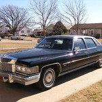 1975 CADILLAC BROUGHAM D'ELEGANCE - Price Reduction!!!